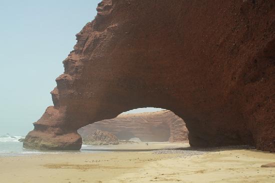 Surf Town Morocco : Легзира