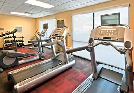 Courtyard Valdosta: Fitness Center