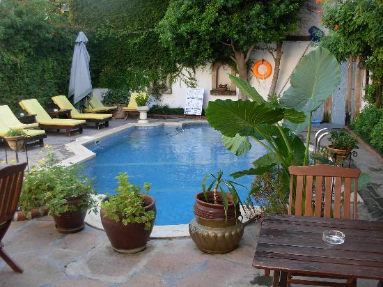 Hotel Aspen: pool area