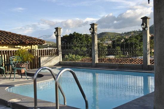 Santa Rosa de Copan, Honduras: Pool