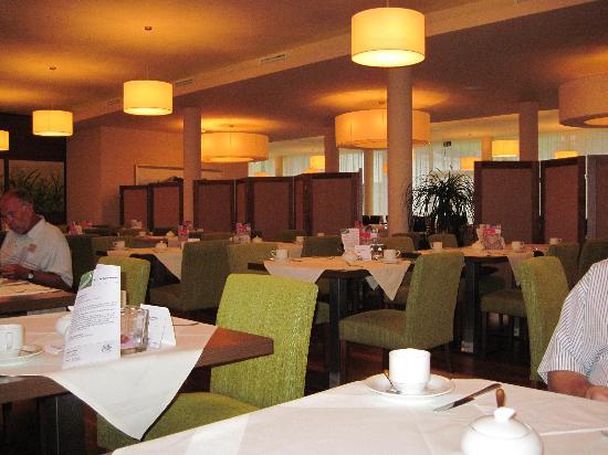 Lambrechterhof - Das Naturparkhotel: Schönes Restaurant