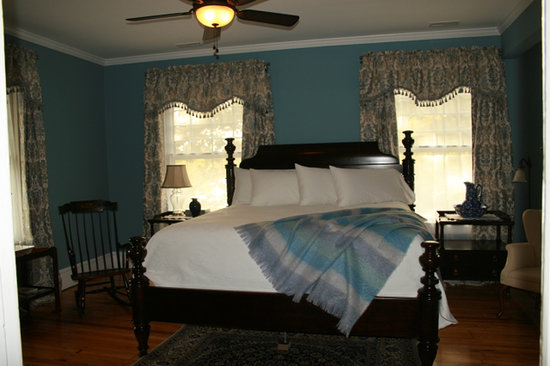Fig Street Inn: Chesapeake Room, Fig Street Inn, Cape Charles, VA