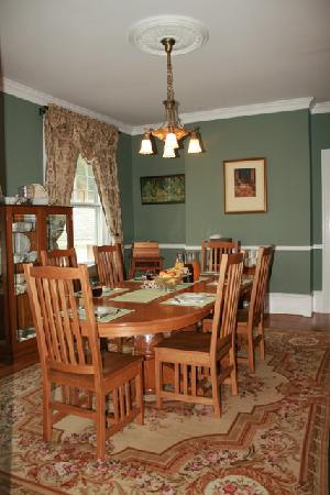 Dining Room, Fig Street Inn, Cape Charles, VA