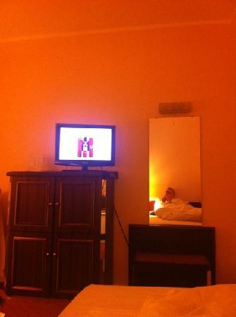 Günnewig Hotel Bristol: Zimmer