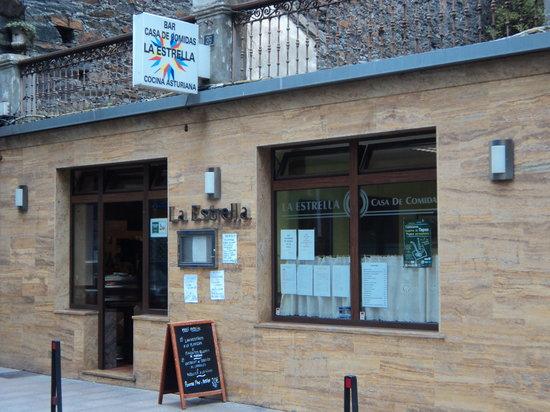 Luarca, Spanien: Vista exterior