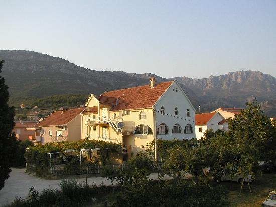 Vila Zada: villa aoutside