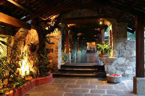 Hotel Museo Spa Casa Santo Domingo: ENTRADA PRINCIPAL
