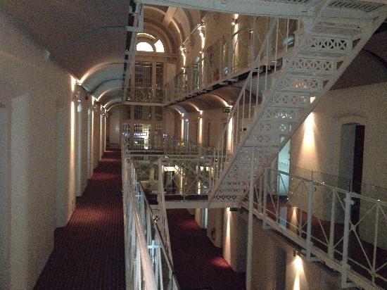 Hotel Corridor Picture Of Malmaison Oxford Castle
