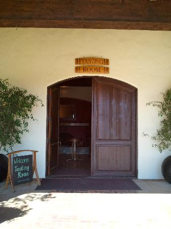 Cloud Climbers Jeep Tours : Entrance at Bridlewood