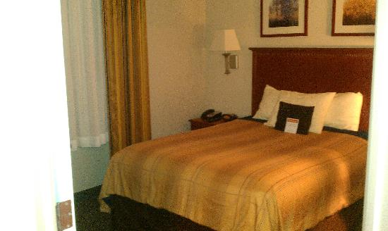 Candlewood Suites Santa Maria: Bedroom
