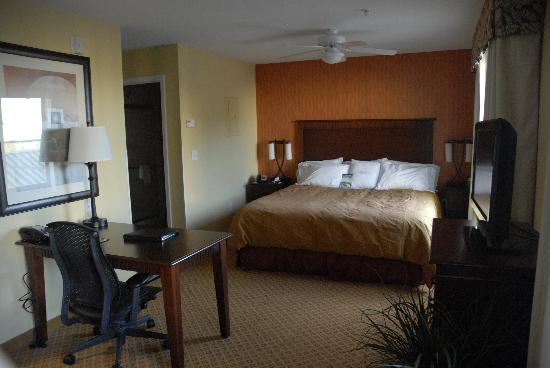 Homewood Suites Denver International Airport: King Bed