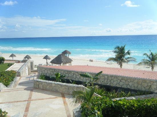 Solymar Beach & Resort: VISTA A LA PLAYA