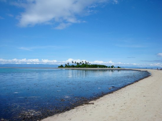Panglao Island, Filipinas: Virgin Island