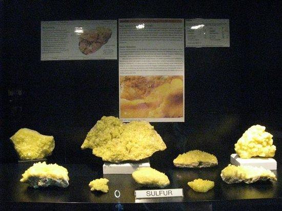Kristall Galerie : Great displays