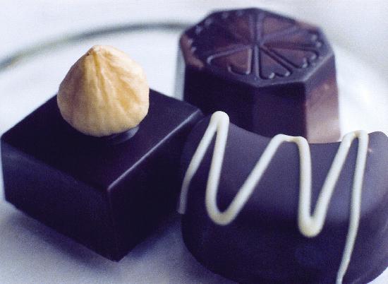 Erico - Creative Chocolate Shop and Chocolate Museum: Erico's handmade chocolates