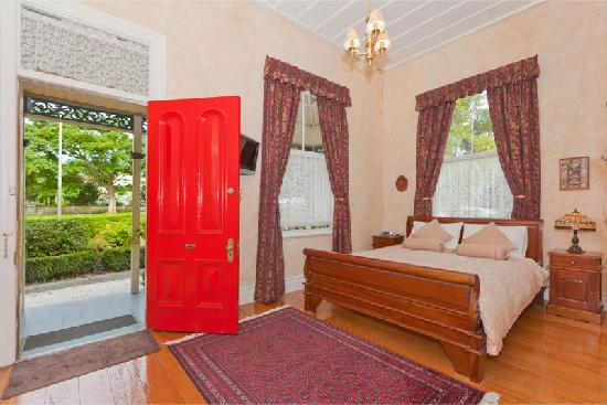 Malolo House : Kauri room - ensuite