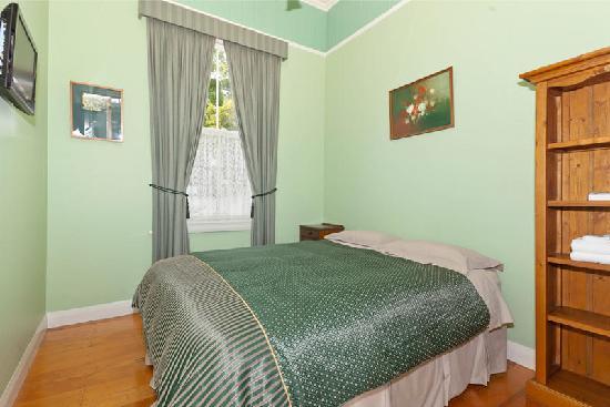 Malolo House: Green room- Kaipara Wing