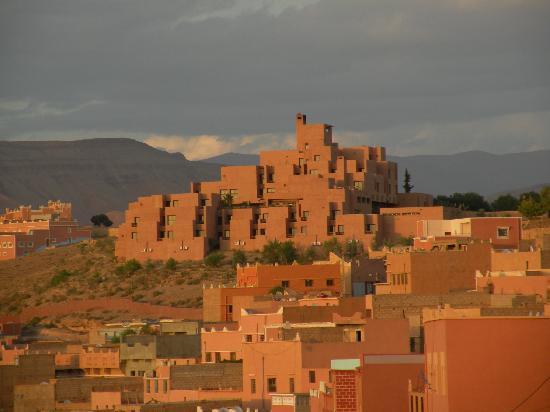 Hotel Xaluca Dades: Hotel Exterior
