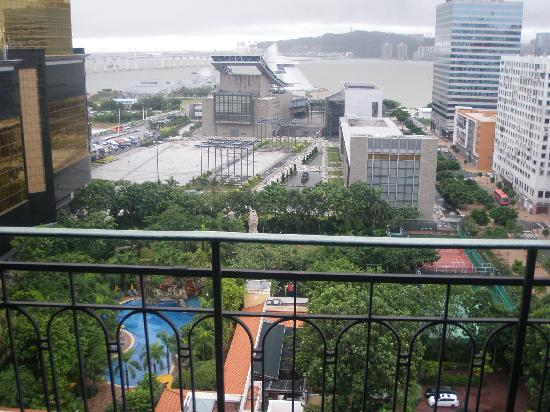 Grand Lapa Macau: view from room