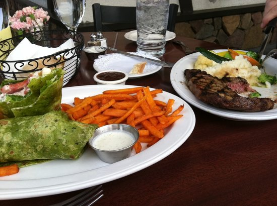 Peppercorn Grille: lunch