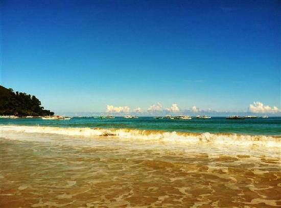 Sabang, Filippinerne: ocean view