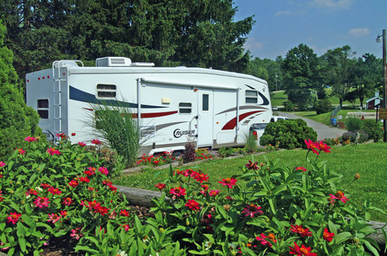 Granite Hill Camping Resort: Camping for Everyone!