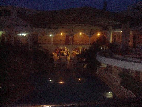 Maria de la Luz Hotel: ALBERCA
