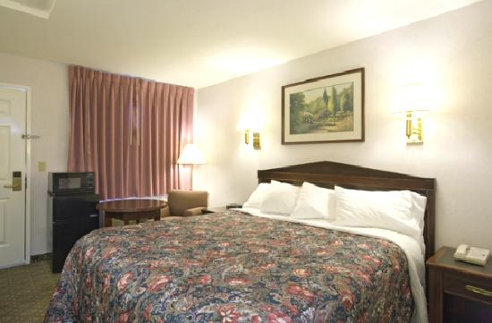 Americas Best Value Inn & Suites - Wine Country: King Standard