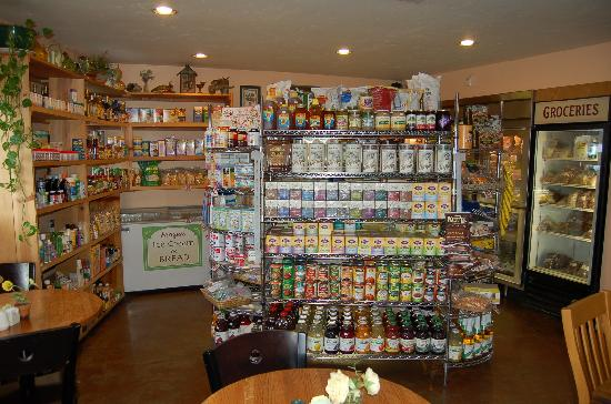 Nature's Corner Cafe and Market: Our Market