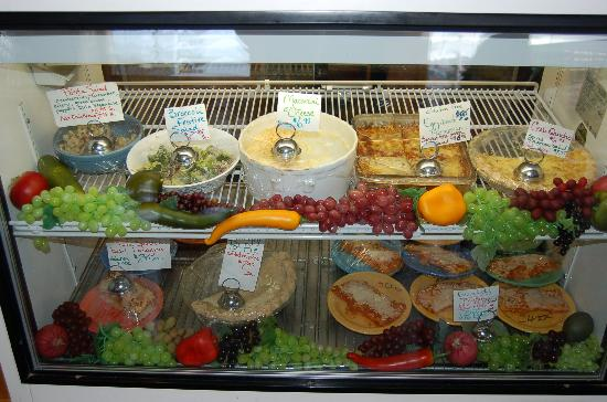 Nature's Corner Cafe and Market: More Pastries and Goodies