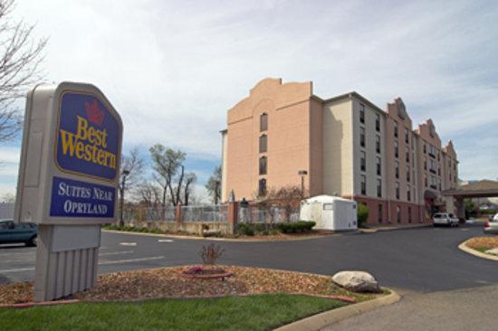 BEST WESTERN Suites Near Opryland Nashville (Tennessee) Hotel ...
