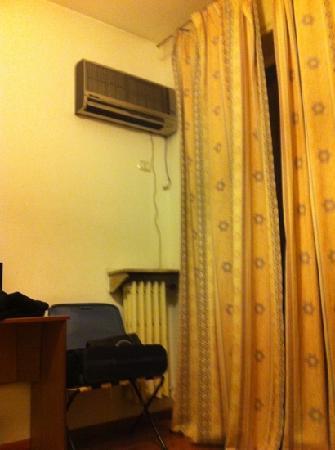 Hotel di Porta Romana : ho detto tutto