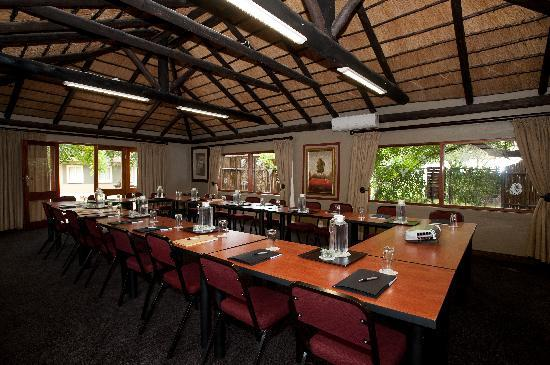 Ditholo Game Lodge: Conference Room