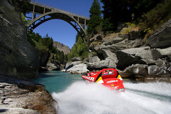 Shotover Jet : Your introduction to the canyons