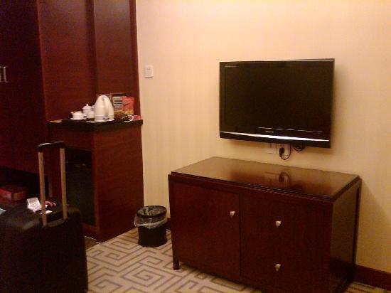 Wanshida International Hotel : TV