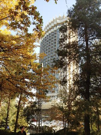 Kazahstan : Hotel Kazakhstan
