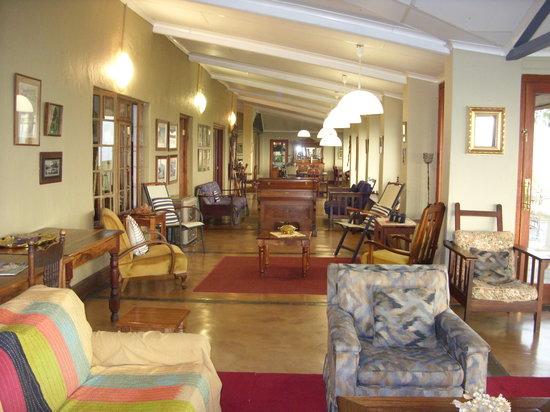 Drakensberg Mountain Retreat : Lounge ares