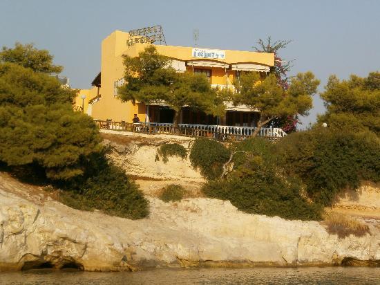 Hotel Liberty 2: aus dem Wasser (Meer) aufgenommen