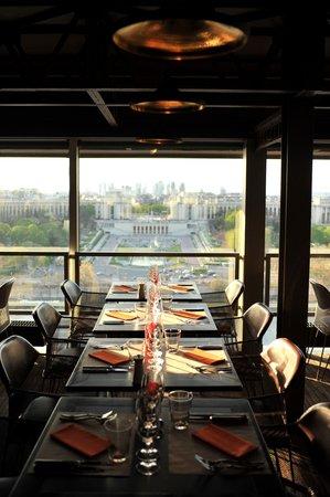58 Tour Eiffel Paris Invalides Restaurant Reviews Phone Number Photos Tripadvisor