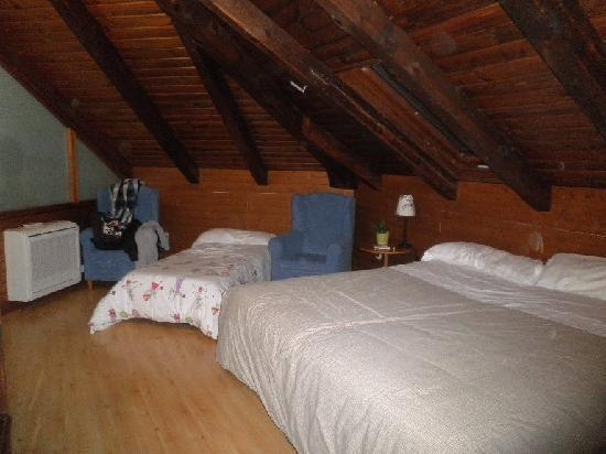 Hotel Posada Don Jaime : habitación