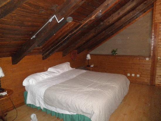 Hotel Posada Don Jaime : habitación (2)