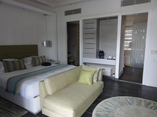 Long Beach Mauritius : Superior Zimmer