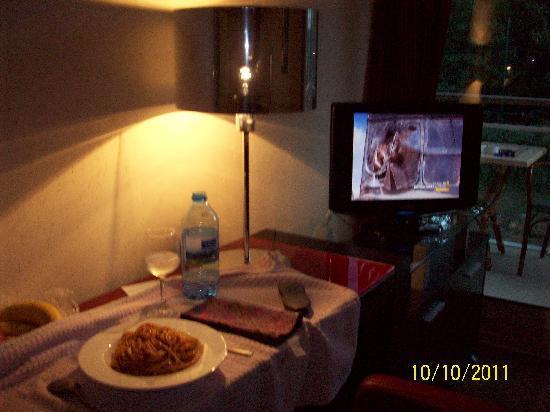 Appart'hôtel Odalys Olympe : Une soirée repos-télé