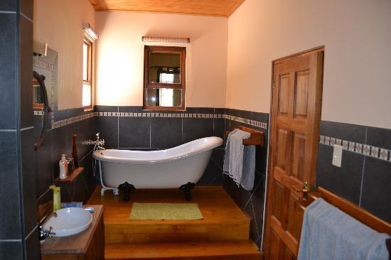 Ti Melen: Salle de bain