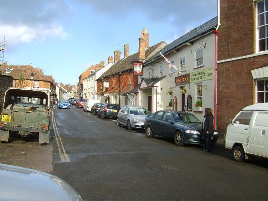The Rose and Crown Inn: A true village Inn