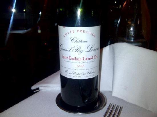 Gaglio: Le vin