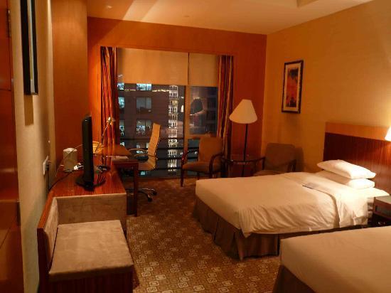 โรงแรมพาร์ค พลาซ่า ปักกิ่ง แวงฟูจิง: The Room 1