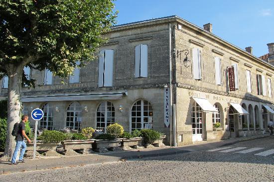 Hotel Palais Cardinal: Hotel exterior