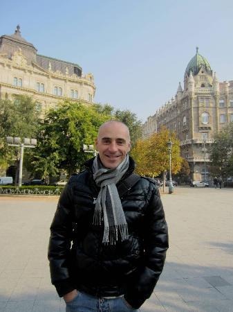 Budapest-sensations : Jean-Christophe