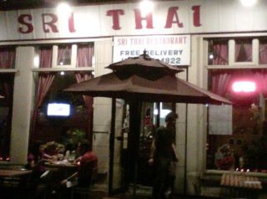 Sri thai hoboken menu prices restaurant reviews for Asian cuisine hoboken nj
